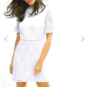 Fashion Union Lilac Dress US size 4 Gently Worn
